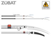 Zubat Professional 1200 330 2-Ext