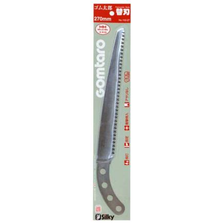 Hoja de recambio para Serrucho japonés Silky Gomtaro de hoja recta (270 mm - 8 dientes/30 mm).