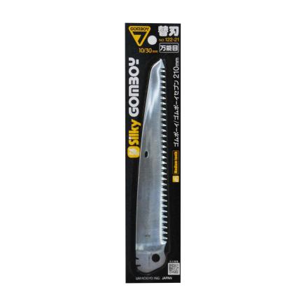 Hoja de recambio para Serrucho japonés Silky GomBoy plegable (240 mm - 10 dientes/30 mm).